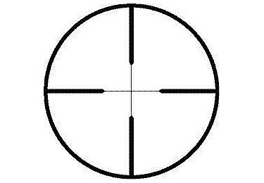 Оптический прицел Leupold FX-II 6x36 (25.4mm) матовый (Wide Duplex) 58830