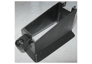 Горловина приемника магазина Вепрь ВПО-205, 206 расширенный (метал)