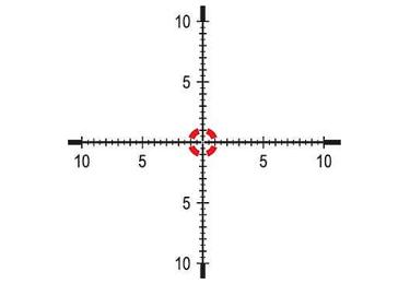 Оптический прицел Leupold Mark 6 1-6x20 (34mm) M6C1 матовый с подсветкой (Front Focal TMR-D) 115045