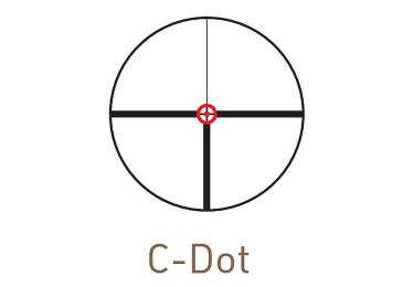 Оптический прицел Kahles CSX 1.5-6x42 L, с подсветкой (C-Dot)
