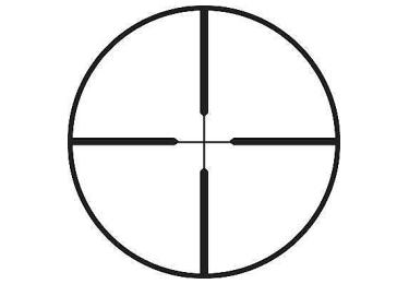 Оптический прицел Leupold VX-1 3-9x40 (25.4mm) Shotgun/Muzzleloader расцветка корпуса - срез дуба (Duplex) 114784