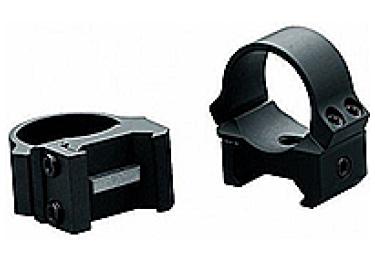 Кольца 30 мм на Weaver высота 6 мм Leupold PRW Low, 170512, сталь (черный)