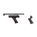 Рукоятка и цевье с накладкой для Mossberg, Remington и Winchester ATI FRG6300 (черный)