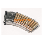 Магазин 7,62x39 мм (.30, .366 ТКМ) на 20 патронов для Сайги-МК и Вепрь-К Pufgun, Mag Sg762 40-20/Tr, возможность укорочения
