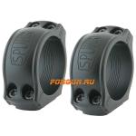 Кольца Spuhr Hunting D34мм H23mm на Blaser, без интерфейсов, небыстросьемные, HB40-23A