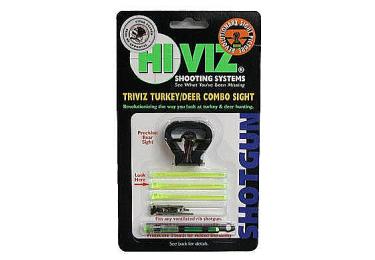 Мушка HiViz TriViz Combo Sight TT1001