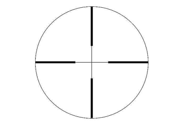 Оптический прицел IOR Valdada 6x42 30mm Hunting