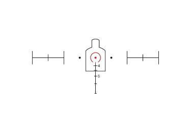 Тактический прицел Trijicon BAC ACOG 4x32 (TA31H)