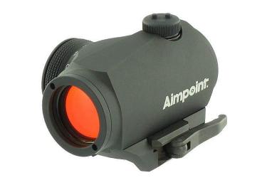 Коллиматорный прицел Aimpoint Micro H-1 (2 МОА)