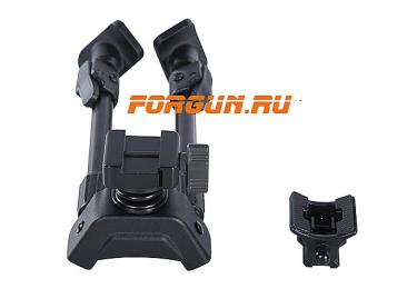 Сошки для оружия Vanguard EQUALIZER PRO 2 (на Weaver или антабку) (длина от 25,5 до 33 см)