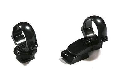 Кронштейн Suhl с кольцами (30мм) для Heym SR30/SR21, вынос 26мм, поворотный, быстросъемный, 120-12206