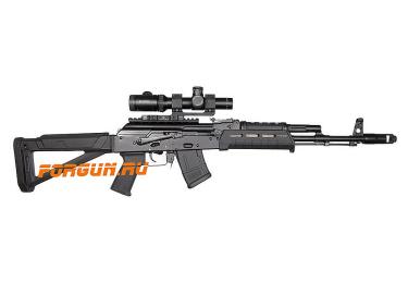 Магазин 7,62x39 мм (.30, .366 ТКМ) на 10 патронов для АК, АКМ, пластик, Magpul PMAG, MAG657