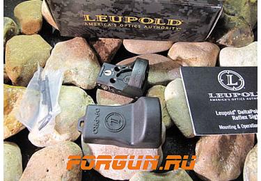 Коллиматорный прицел Leupold DeltaPoint Pro Reflex Sight, 2.5 MOA Dot, 119688