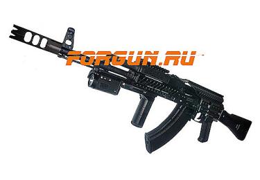 _Планка Пикатинни для установки фонарей сериии Клещ на АК Зенит Б-9 Гусь