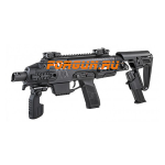 Комплект для модернизации CZ Duty07/CZ Duty08 CAA tactical RONI-CZ7, алюминий/полимер (черный)