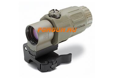 Увеличитель EOTech G33 Magnifier, Tan