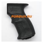 Рукоятка пистолетная для АК, Сайга или Вепрь, пластик, Custom Arms, AG-105