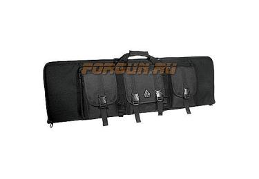 Тактическая сумка-чехол Leapers UTG для оружия, длина – 107 см, черная, PVC-RC42B-A