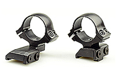 Кольца 26 мм для CZ550 с выносом Kozap 13, сталь
