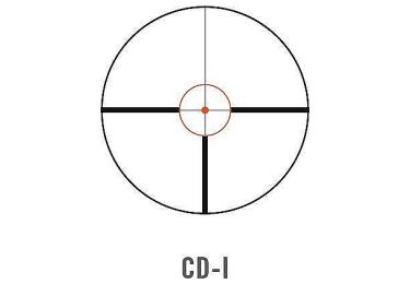Оптический прицел Swarovski Z6i 1-6x24 EE с подсветкой (CD-i)