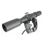 Оптический прицел Беломо ПОСП 3-9x42 В  (для Вепрь/Сайга)