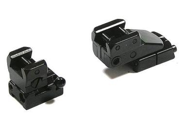 Кронштейн EAW Apel для Remington 700, на LM-призму, вынос 45мм, поворотный, быстросъемный, 400-00012