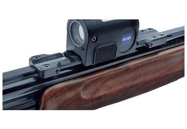 Основание Recknagel на Weaver, для установки на гладкоствольные ружья (ширина 9-10мм), 57142-0009