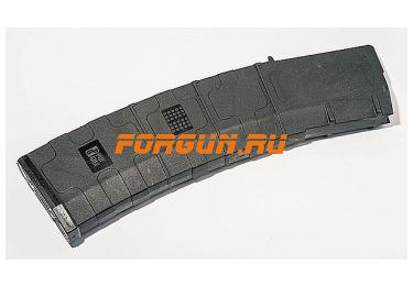 Магазин 5,56x45 мм (.223REM) на 45 патронов для M4/M16/AR15, пластик, Pufgun, Mag AR-15 45-45/B