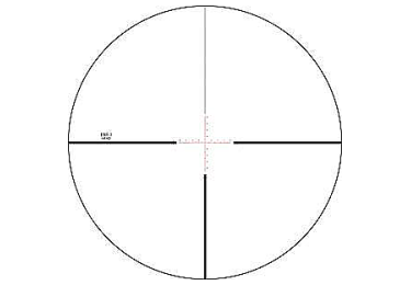 Оптический прицел Vortex Viper PST 2.5-10x32 FFP (EBR-1 MRAD)