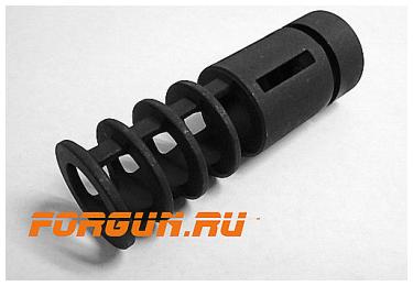 Дульный тормоз компенсатор (ДТК) 12 кал. -004 для Сайга, Вепрь 12 Тактика Тула 20019