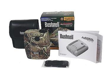 Лазерный дальномер Bushnell Sport 450 RTAP камуфляж 201921