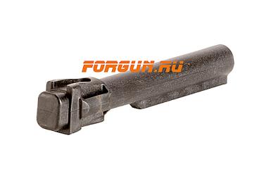 Трубка телескопического приклада для АК47, AK-74 нескладная (вместо нескладных) CAA tactical AKTMP, полимер (черный)