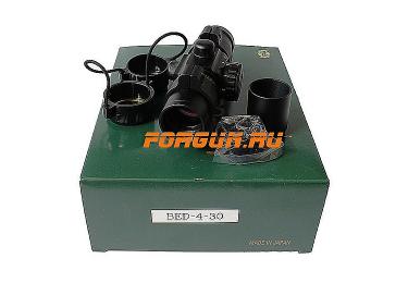 Коллиматорный прицел HAKKO BED-4-30 (4 МОА)
