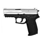 Пневматический пистолет Cybergun Sig Sauer 2022, метал, никель, 130 м/с, 288210