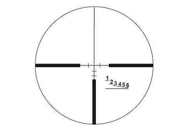 Оптический прицел Meopta Artemis 2000 3-9x42 4B