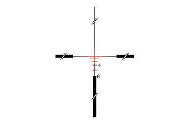Тактический прицел Trijicon BAC ACOG 4x32 (TA31-CH)
