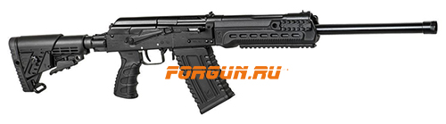 Магазин 12х76 на 5 патронов для Сайга-12/12С/12К CAA tactical SA5MAG