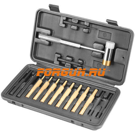 Набор выколоток Wheeler Engineering Hammer and Punch Set, 951900