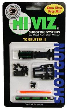 Мушка HiViz Tombuster II Combo Sight с целиком TB2004